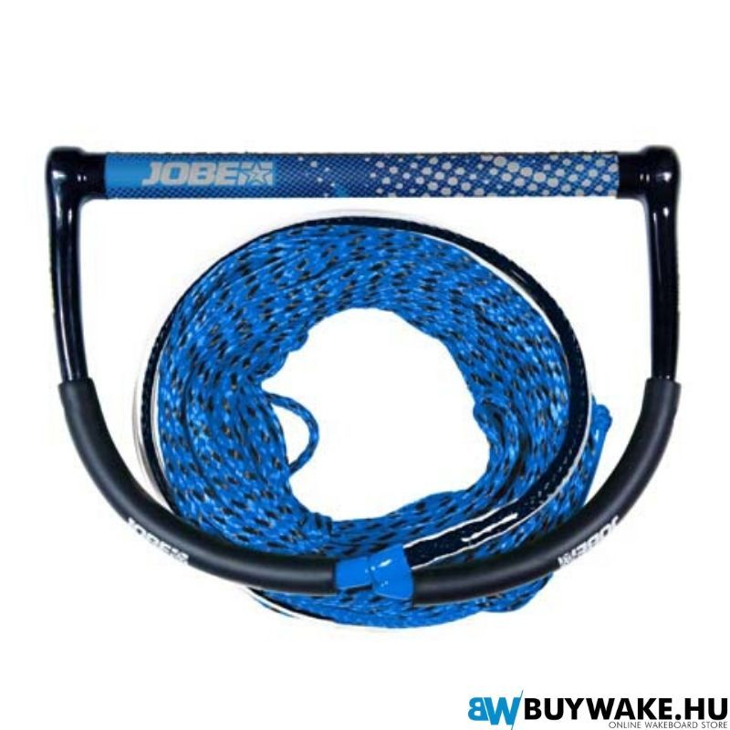 JOBE Elite Wake Combo Blue Wakeboard Handle