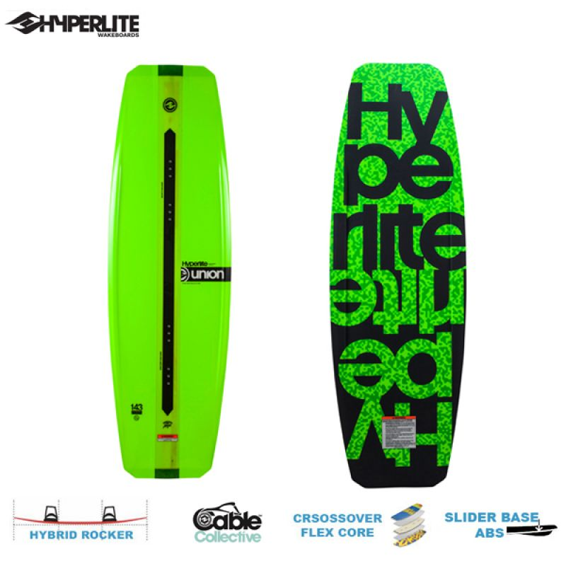Hyperlite wakeboard THE UNION 143 - 2018