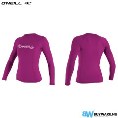 ONeill WMS BASIC SKINS L/S CREW