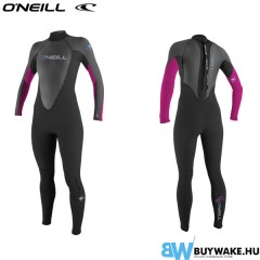 ONeill wetsuits wms REACTOR 3/2 Full   Neoprene Női