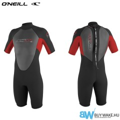 ONeill wetsuits youth YOUTH REACTOR 2mm S/S SPRING Neoprén Gyerek