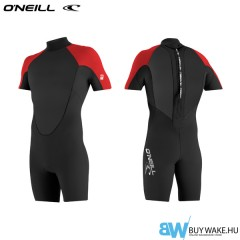 ONeill Rental Summer 2mm FL BZ S/S Spring Neoprene