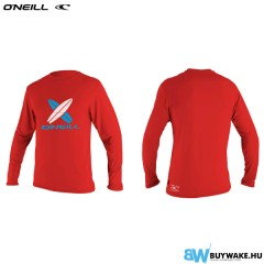 ONeill BOYS TODDLER SKINS L/S RASH TEE
