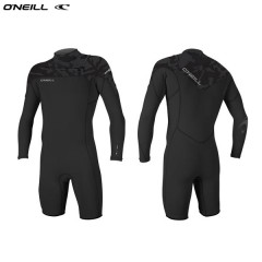 ONeill wetsuits men HAMMER 2mm Chest Zip L/S Spring Neoprén Férfi