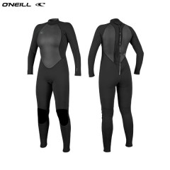 ONeill wetsuits wms REACTOR II 3/2 BACK ZIP FULL   Neoprene Női