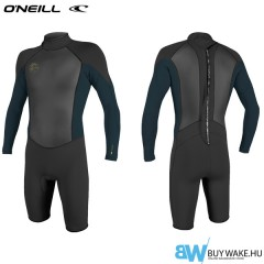 ONeill O\'RIGINAL 2mm BACK ZIP L/S SPRIN     Neoprene Férfi