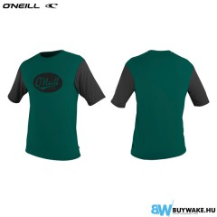 ONeill Premium Skins Graphic S/S Rash Guard Lycra Férfi