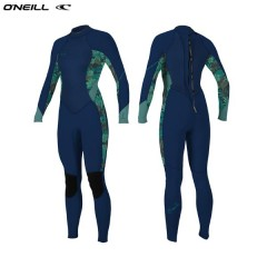ONeill wetsuits wms BAHIA 3/2 Back Zip Full   Neoprene Női