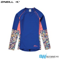ONeill Girls UV Rash Vest Lycra Gyerek