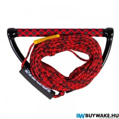 JOBE Prime Wake Combo Red Wakeboard Handle