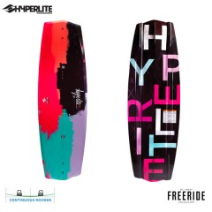 Hyperlite wakeboard THE EDEN 2.0 2017  Wakeboard deszka Női