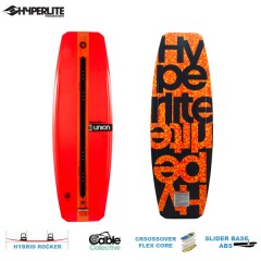 Hyperlite wakeboard THE UNION 134 - 2018   Wakeboard deszka Férfi